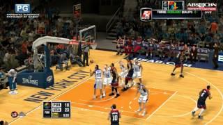 getlinkyoutube.com-FIBA 2k14 (World Cup) - Usa vs Puerto Rico exhibition(highlights)