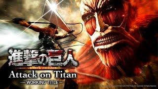 getlinkyoutube.com-รีวิวเกม ATTACK ON TITAN (PS4)   เปิดตัวในงาน TGS 2015