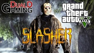 getlinkyoutube.com-GTA V - #60 Slasher