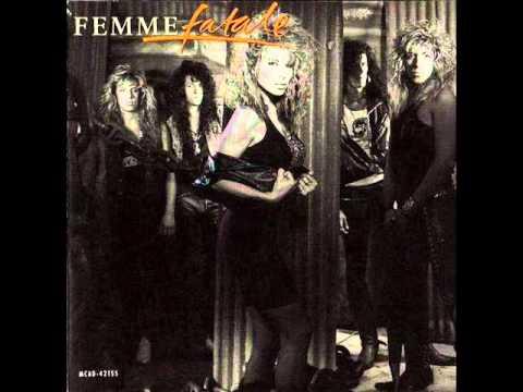 Femme Fatale - My Baby's Gun
