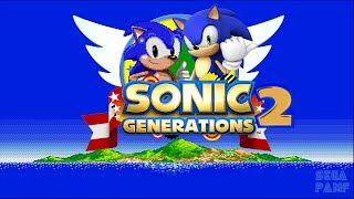 getlinkyoutube.com-Sonic Generations 2 -RELEASE-