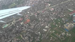 getlinkyoutube.com-Nepal Airlines Kathmandu Takeoff