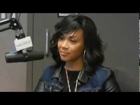 CeCe McGhee Interviews Erica Campbell of Mary Mary About Solo CD!