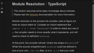 getlinkyoutube.com-TypeScript/ES6 Module Syntax Intro