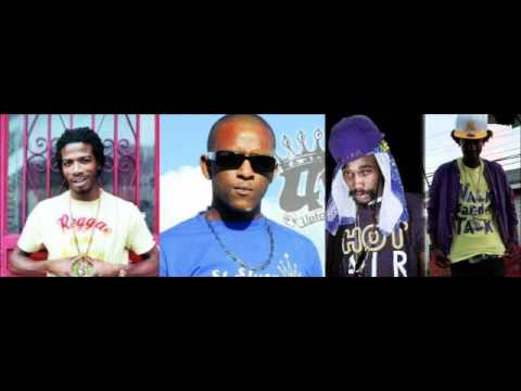 Gyptian Ft Munga, Supa Hype & Chi Ching - Slap Wey - Money Box Riddim (June 2012)