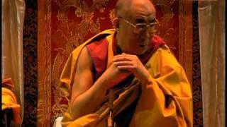 DALAÏ LAMA - La prière en sept branches