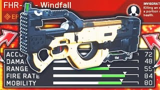 """getlinkyoutube.com-NEW BUFF Made This EPIC SMG OVERPOWERED! - EPIC """"FHR-40 - WINDFALL"""" CALL OF DUTY INFINITE WARFARE!"""