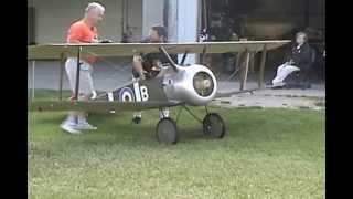 getlinkyoutube.com-The Hoosier Dawn Patrol/ 1/2 scale Sopwith Camel