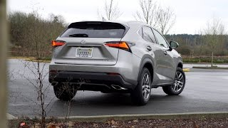 2015 Lexus NX 200t Review - AutoNation