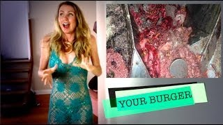 getlinkyoutube.com-What is REALLY in your burger? Find out here...