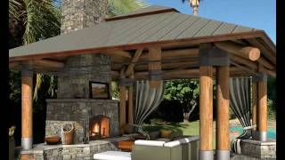 getlinkyoutube.com-PrecisionCraft's Outdoor Living | Outdoor Rooms | Pergolas