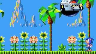 Sonic 1 - Game Gear - Boss Battles