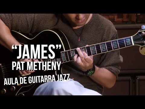 Pat Metheny - James