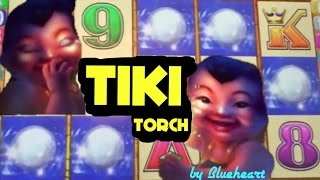 getlinkyoutube.com-TIKI TORCH slot machine max bet bonus win FU DAO LE slot and MORE  WINS!