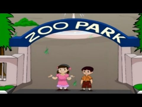Zoo - Kids Pre/Play School Nursery Rhymes Animated Video