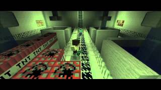 getlinkyoutube.com-Minecraft Movie- Steve Vs Herobrine