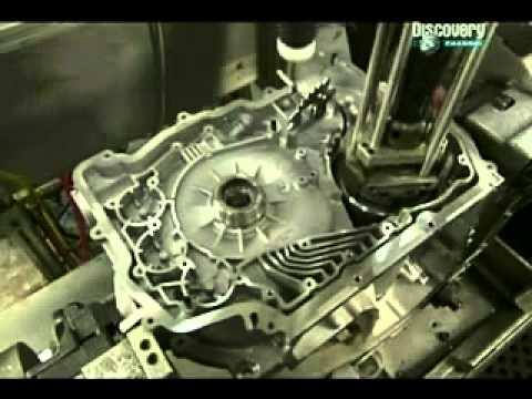 Автоматическая коробка передач xvid
