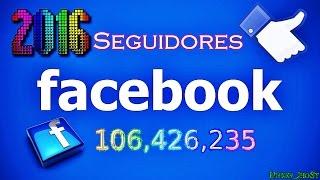 getlinkyoutube.com-Como tener miles seguidores en Facebook 2016 Video Actualizado 🔓☑
