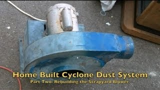getlinkyoutube.com-Home Built Cyclone Dust System Pt 2