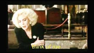 Piensa en Mi  - Think of me English Subtitles