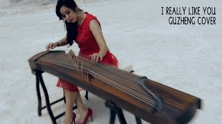 getlinkyoutube.com-(Carly Rae Jepsen) I Really Like You - Olivia Lin Guzheng Cover