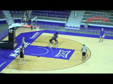 Open Practice: Player Development Drills for the Ball Screen Offense - Bruce Weber