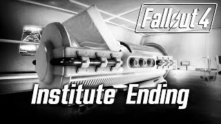 getlinkyoutube.com-Fallout 4 - Institute Ending (Female Sole Survivor)