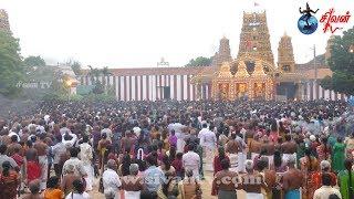 நல்லூர் கந்தசுவாமி கோவில் 19ம் நாள் கார்த்திகை திருவிழா 15.08.2017