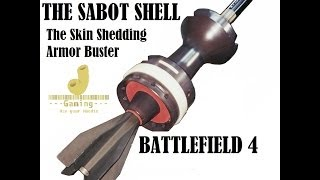 getlinkyoutube.com-THE SABOT SHELL The Skin Shedding Armor Buster, A Battlefield 4 Review and tactics guide.