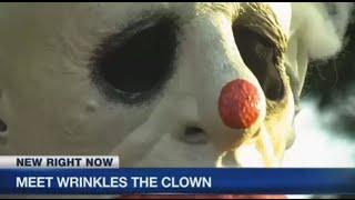 getlinkyoutube.com-Wrinkles The Clown Interview