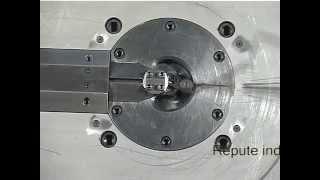 getlinkyoutube.com-2mm-6mm 2D CNC Wire Bending Machine
