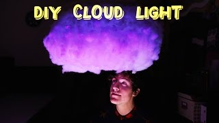 getlinkyoutube.com-DIY CLOUD LIGHT