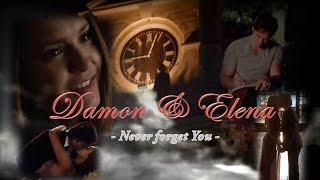 "getlinkyoutube.com-Damon & Elena ""Never Forget You"" [+season 7]#Delena"