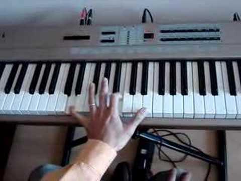 Águas purificadoras - Piano Gospel by  J.Camargo video aula de introducoes