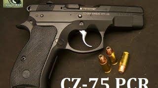 getlinkyoutube.com-CZ -75 Compact PCR 9mm Pistol