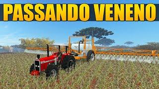 getlinkyoutube.com-Farming Simulator 2015 - Passando Veneno na Lavoura | Sítio Boa Vista  PT-BR