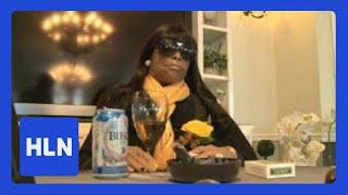 getlinkyoutube.com-Woman 'parties' at her own funeral