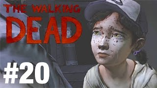 getlinkyoutube.com-A VERY SAD ENDING | The Walking Dead #20 FINALE