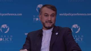 WPC 2015 session 14: Iran and Middle East