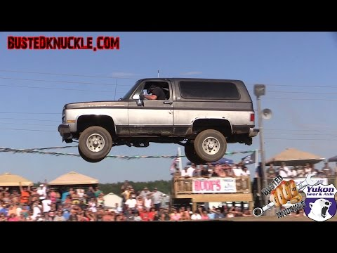 CHEVY K5 BLAZER AIRS IT OUT