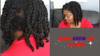 getlinkyoutube.com-10 TIPS ON HOW I GOT MY 4C HAIR TO GROW plus MOISTURIZE AND SEAL NeziNapps