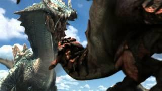 魔物獵人3 tri 開場動畫 HD 720P