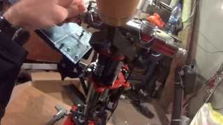 getlinkyoutube.com-Изготовление патронов 12 калибра на станке MEC 9000gn