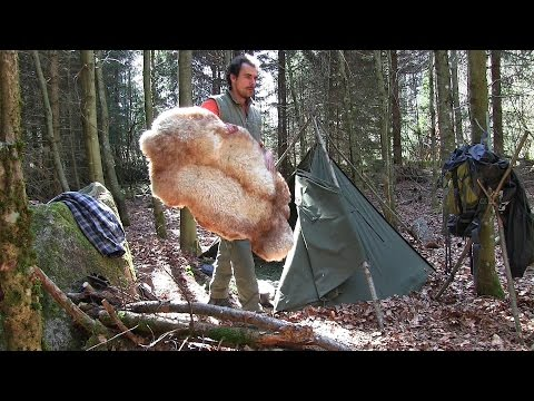 Journal of the Woodsman Day 2 - Camp life, Adventure Hike