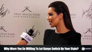getlinkyoutube.com-Kim Kardashian Talks About Kanye West