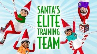 getlinkyoutube.com-Santa's Elite Elf Training Team