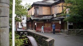 getlinkyoutube.com-京都 五条楽園 平成17年 ・2005年の五条楽園の風景 (旧遊廓 ・赤線)