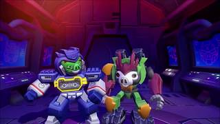 getlinkyoutube.com-Angry Birds Transformers: Characters
