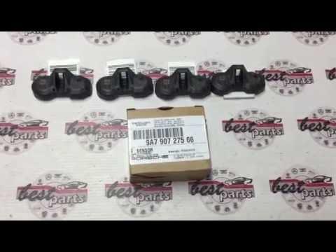 9A790727506 Датчик давления воздуха в шинах (колесах) 433 МГц Porsche Cayenne 958/Panamera 970