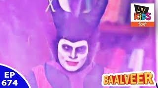 Baal Veer   बालवीर   Episode 674   The Examination Ghost
